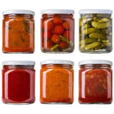 Консервированные овощи и маринады